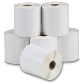 Direct Thermal Labels 4 in. x 6 in. (6 rolls)