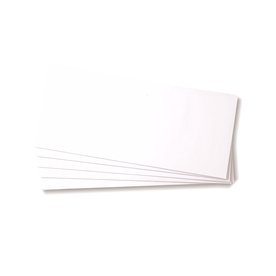 Easy Insert Envelope - 24lb White Wove #10 with Privacy Tint